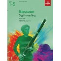 ABRSM Grades 1–5 Bassoon Sight-Reading Tests from 2018