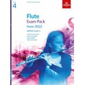 ABRSM Grade 4 Flute Exam Pack From 2022