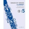 Grade by Grade - Clarinet Grade Five