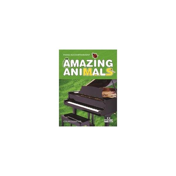 Cowles, Colin - Amazing Animals (Piano Accompaniment)