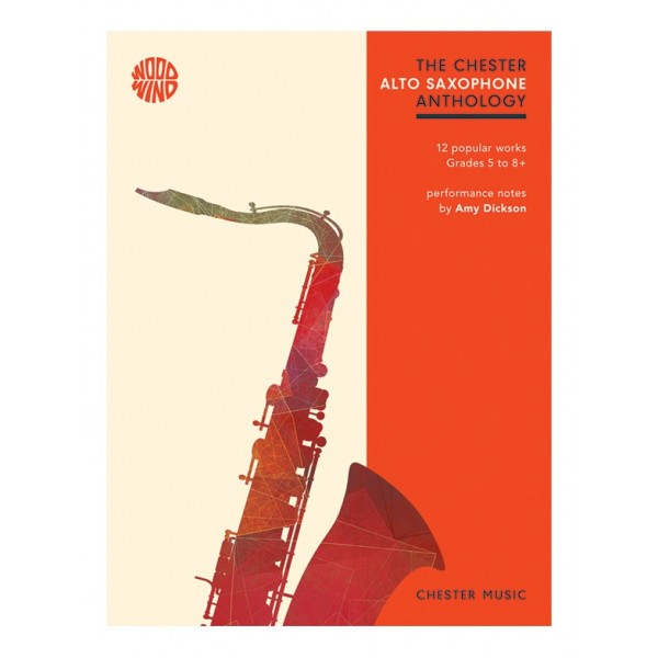 The Chester Alto Saxophone Anthology