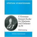 Krommer, Franz - Clarinet Concerto in Eb