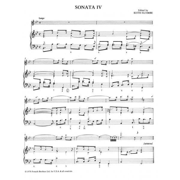 Vol.2 Six Sonatas - Dieupart, Charles