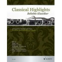 Classical Highlights for Clarinet & Piano