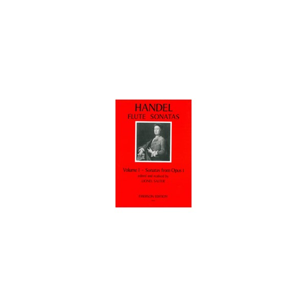 Handel, G F - Flute Sonatas, Volume One