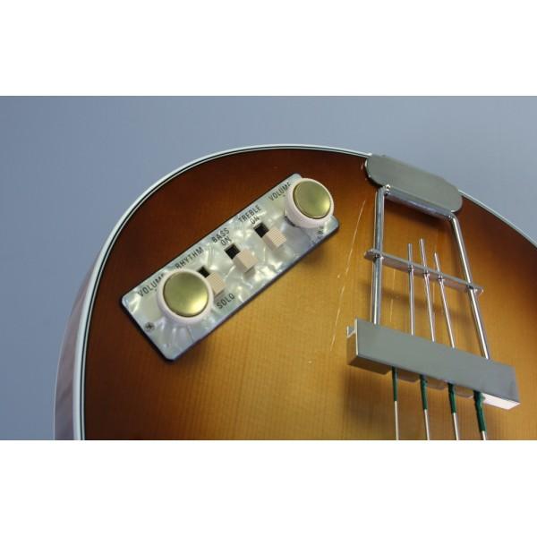 Hofner H500 '64 Reissue Violin Bass