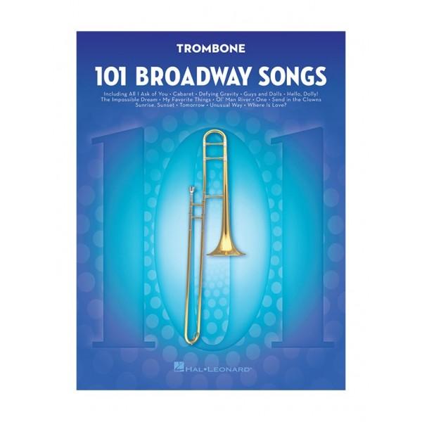 101 Broadway Songs: Trombone