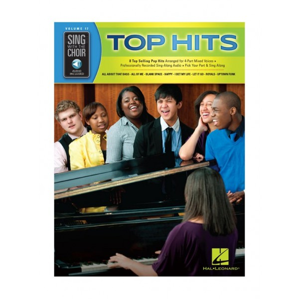Sing With The Choir, Volume 17 - Top Hits