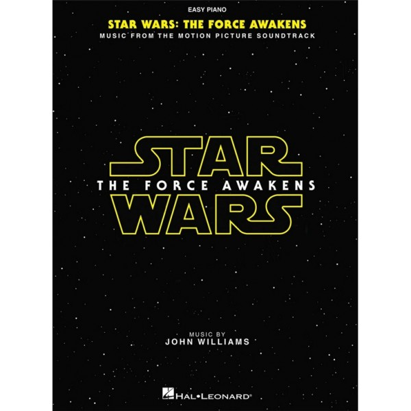 Star Wars: Episode VII – The Force Awakens (Solo Piano)