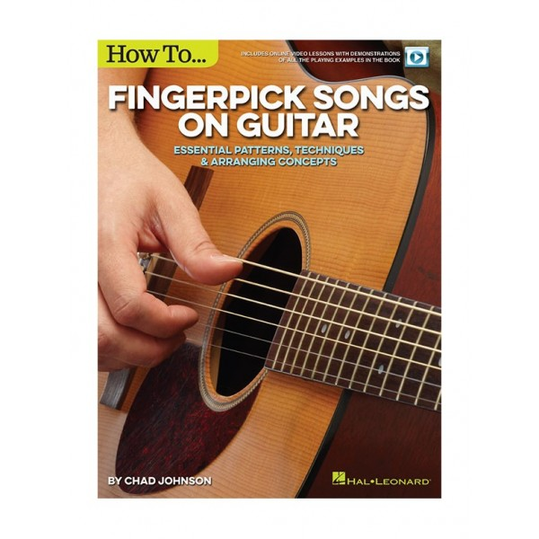 Johnson, Chad - How to Fingerpick Songs On Guitar