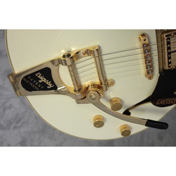 Gretsch Player's Edition Broadkaster Vintage White G6609TG