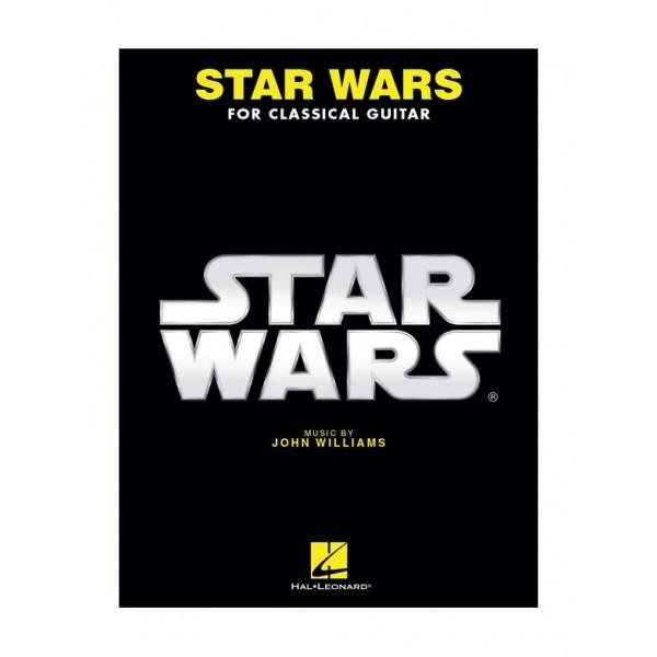 Williams, John - Star Wars for Classical Guitar