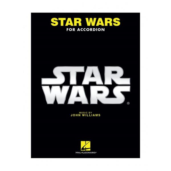 Williams, John - Star Wars for Accordion