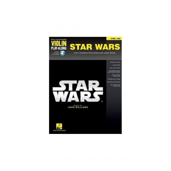 Williams, John - Star Wars for Violin (Play-Along)