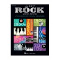 My First Rock Song Book (Easy Piano)