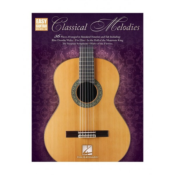 Classical Melodies (Easy Guitar)