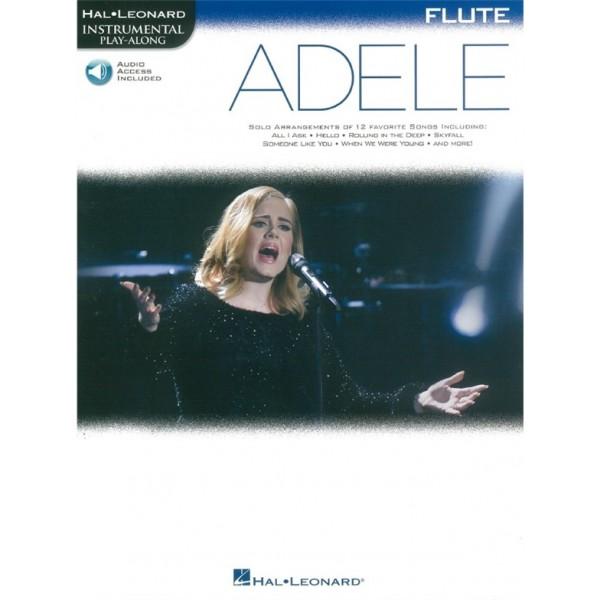Adele - Flute Play-Along
