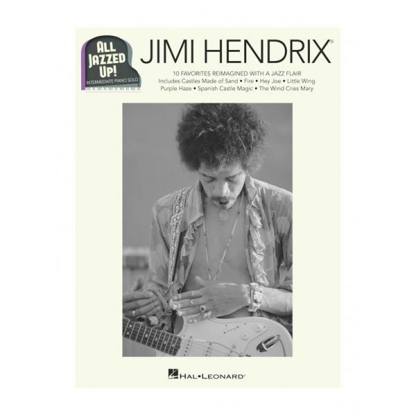 Hendrix, Jimi - All Jazzed Up! (Piano)