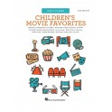 Children's Movie Favorites – 2nd Edition (Easy Piano)