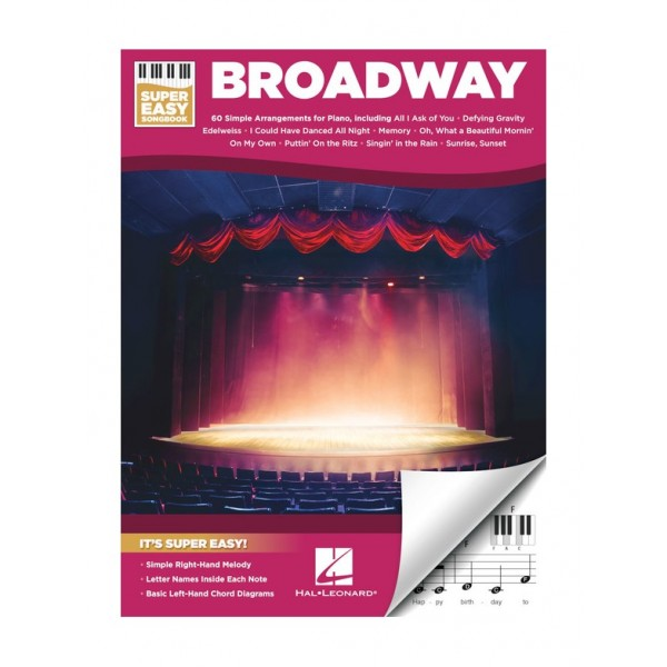 Broadway - Super Easy Songbook
