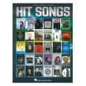 Hit Songs (Piano, Vocal & Guitar)
