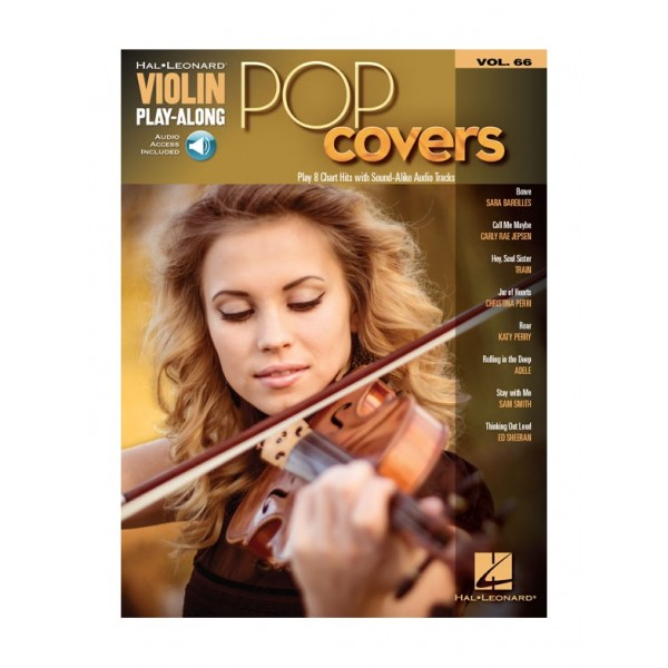 Pop Covers (Violin Play Along)