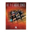 Hit TV & Movie Songs (Piano, Vocal, Guitar)