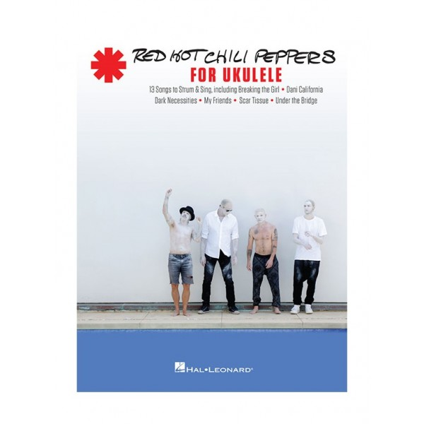 Red Hot Chili Peppers For Ukulele