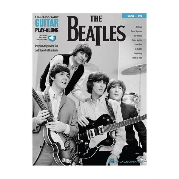 Beatles, The - Guitar Play Along
