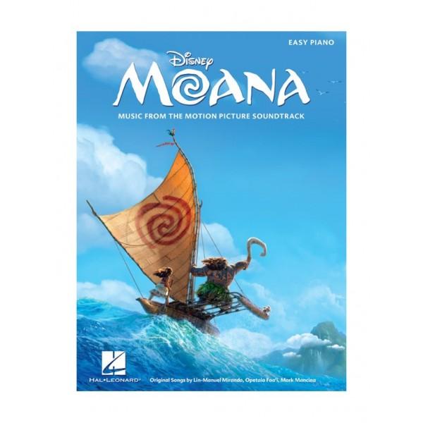 Moana (Piano, Vocal, Guitar)