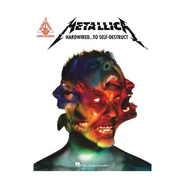 Metallica - Hardwired... To Self-Destruct (Guitar Recorded Versions)