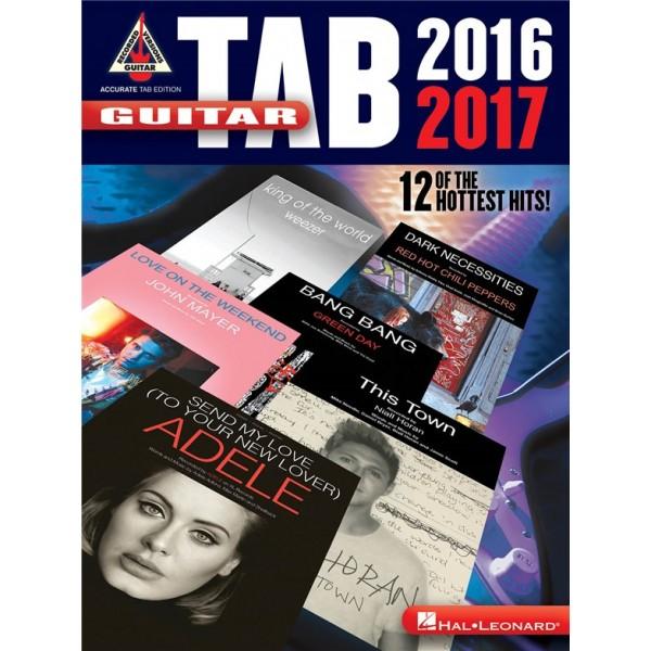 Guitar Tab 2016-2017