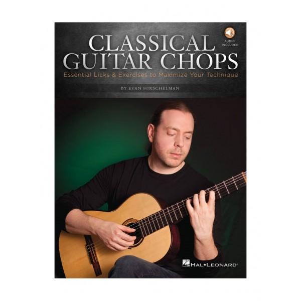 Hirschelman, Evan - Classical Guitar Chops