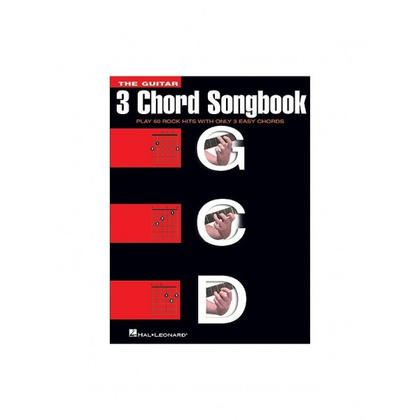 The Guitar 3 Chord Songbook