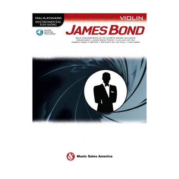 James Bond - Violin Play Along