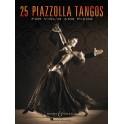 Piazzolla, Astor - 25 Piazzolla Tangos (Violin and Piano)