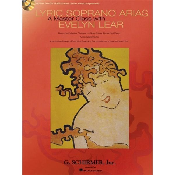 Lear, Evelyn - Lyric Soprano Arias