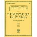 The Baroque Era Piano Album -