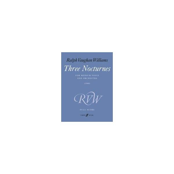 Vaughan Williams, Ralph - Three Nocturnes