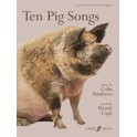 Matthews, Colin - Ten Pig Songs