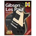 Haynes Gibson Les Paul Manual (2nd Edition)