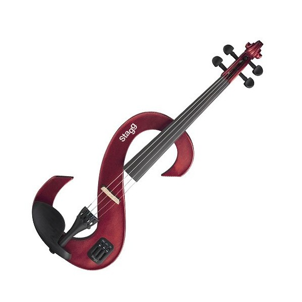 Stagg EVN X Electic Violin Outfit