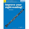 NEW Improve Your Sight-Reading! Clarinet Grades 1-3