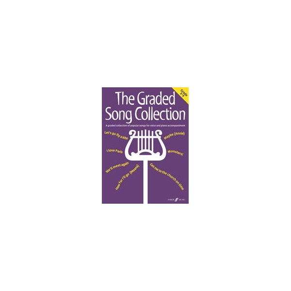 The Graded Song Collection: Grades 2-5
