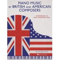 Piano Music by British & American Composers