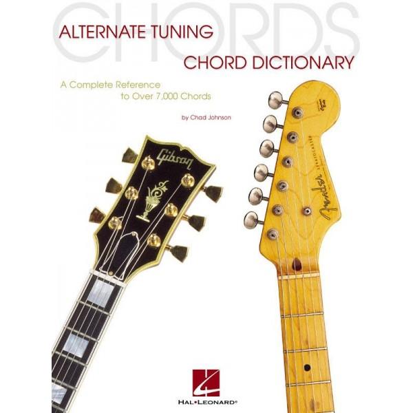 Alternate Tuning Chord Dictionary (Guitar)