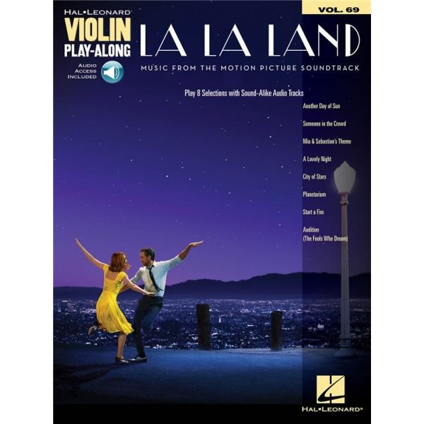 La La Land (Violin Play Along)