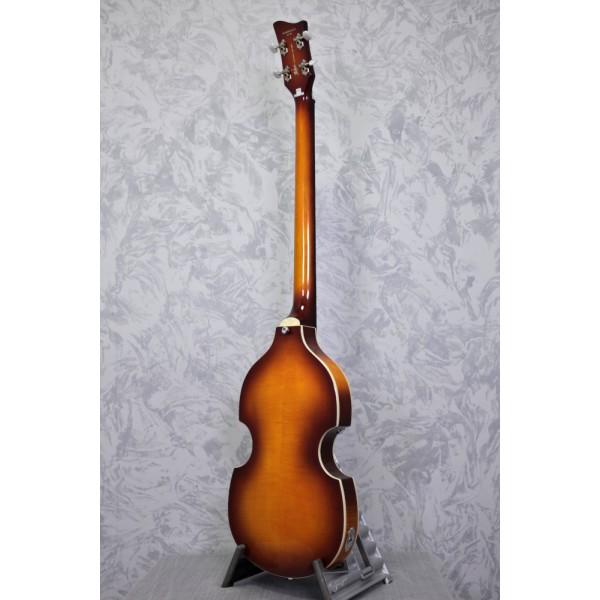 Hofner Ignition Left Handed Violin Bass