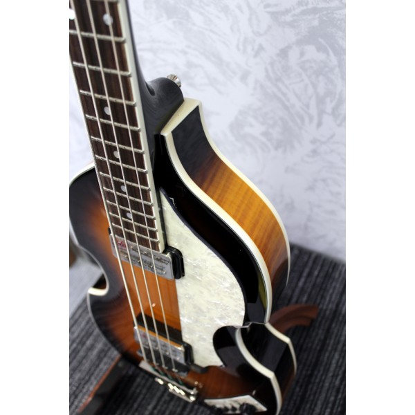 Hofner Violin Bass Guitar Sunburst