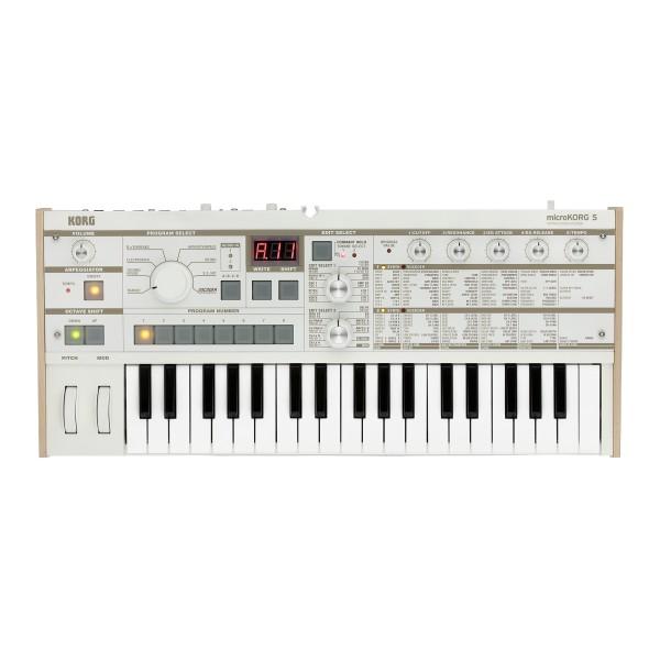 Korg Microkorg-S Synthesizer